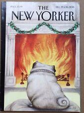 The New Yorker Magazine - 19 December 2016