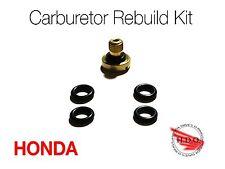 Honda Float Bowl Drain Screw o rings orings CB 350 400 500 550 750 & Kawasaki