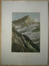 1872 Bryant print MOUNT WASHINGTON ROAD (WHITE MOUNTAINS), NEW HAMPSHIRE (#9)