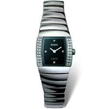 RADO Sintra Jubile Diamond High-Tech Ceramic Swiss Quartz Ladies Watch R13578712
