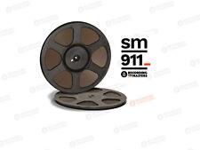 "RTM SM911 BASF Master Tape Plastic Reel 1/4"" 2500' 762m 10.5"" Authorised Dealer"