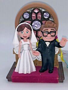 2020 Disney SKETCHBOOK Ornament - CARL & ELLIE WEDDING of PIXAR UP