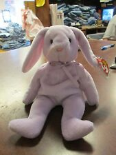 MWMT Floppity Bunny TY original beanie baby RETIRED double misprint hang tag 96