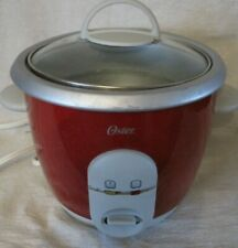 Oster Rice Cooker, Red
