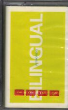 MUSICASSETTA PETSHOPBOYS BILINGUAL  NUOVA SIGILLATA MUSICAL CASSETTE NEW SEALED