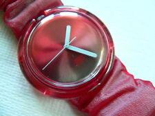 1993 Pop Swatch Watch Rouge PMR100