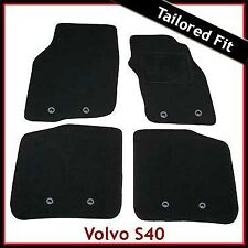 Volvo S40 Mk1 1995-2004 Tailored Fitted Carpet Car Floor Mats BLACK