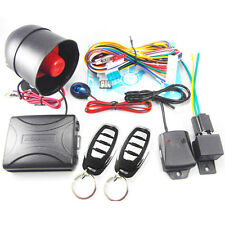 PKE Car Alarm System With Car Engine Start Stop Button Gps Online Tracking