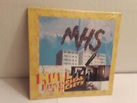 Mull Historical Society – Loss (Promo CD, 2002, XL) New