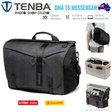 AU*Tenba DNA15 Camera Messenger Bag  (Graphite + Black)