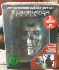 OOP! Terminator Genisys 3D Bluray Steelbook Skull Editn AMAZON GERMANY EXCLUSIVE