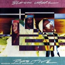 Black Uhuru - Positive +4 Bonustracks CD NEU OVP