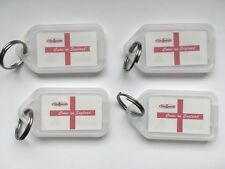 100 England Key Rings