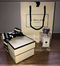 More details for jo malone empty perfume bottle with original packaging