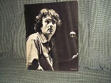 "Vintage 1973 Freelance Randy Neuman 8"" x 10"" B & W Photograph #802"