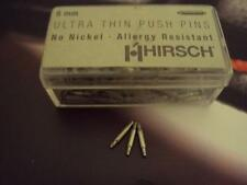Hirsch **2 X 8 MM HIRSCH STAINLESS STEEL SPRING BARS **