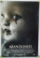 THE ABANDONED DS ROLLED ADV ORIG 1SH MOVIE POSTER EURO HORROR (2007)
