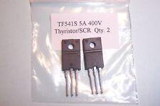 Thyristor SCR TF541S 5A 400V New Sanken parts Qty.2 Equivilant to TIC106D C106D
