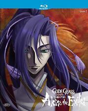 Code Geass - Akito The Exiled #02 BLU-RAY - Il Wyvern Lacerato - ITALIANO -NUOVO