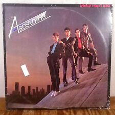 The Ascenders S/T 6 song EP LP Boardwalk pop punk new wave RARE SEALED