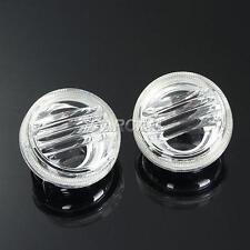 Clear Turn Signal Lenses Lens For 2005-2009 Suzuki Boulevard C90 /1500 Intruder