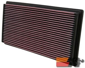 K&N Replacement Air Filter For VOLVO 850 91-97, S70 96-2000, V70 98-00 33-2670
