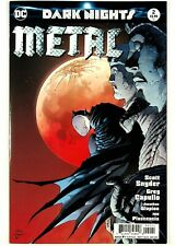 Dark Night Metal #2 Andy Kubert Variant DC Comics