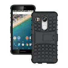 Carcasas Para LG Nexus 5X color principal negro para teléfonos móviles y PDAs