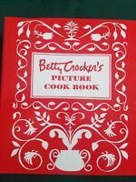 Betty Crocker's Picture Cookbook 5 Ring Binder 1950- Facsimile Edition 1998