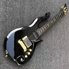 Black Cloud Guitar Black Pickup Mahagony Brazil Wood Maple FingerBoard EMS