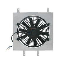"Mishimoto 12"" Slim Cooling Fan + Aluminum Shroud 92-00 Civic EG EK & Del Sol"