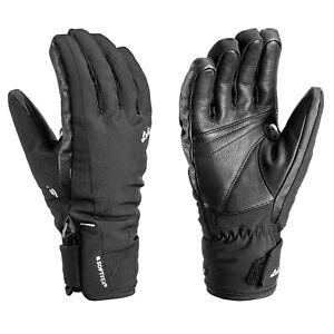 LEKI Ski Alpin Handschuhe Damen Cerro Trigger S schwarz 649803201