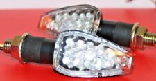 2 X LED Motorcycle Turn Signal FOR SUZUKI DR DRZ DR350 DR650 DRZ400 GS 12V NEW