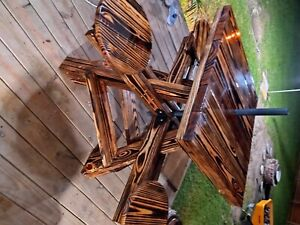exotic picnic tables and outdoor patio furniture