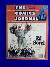 Comics Journal 158: Robert Crumb & Sorel interviews.