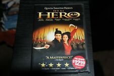 Jet Li Hero [Dvd] * Tony Leung, Quentin Tarantino (Martial Arts)