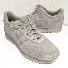 Asics Gel Lyte III x Reigning Champ SAMPLE Grey Mens Size 9 Not For Resale KITH