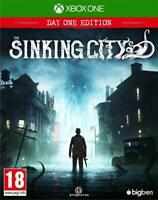 The Sinking City - Jeu Xbox One - Neuf sous blister - FR