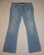 Womens CHICK by NICKY HILTON Low-Rise Bootcut Flare Jeans - size 11