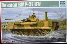 TRUMPETER 01530 Russian bmp-3e FIV - 1:35 CHARS-Neuf
