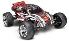 Traxxas Rustler 2WD Stadium Truck (12T+XL-5) 2.4GHz rot RTR 1:10