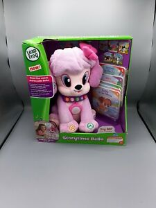 Brand New in Box BNIB LeapFrog Leap Frog Storytime Interactive Bella The Dog