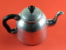 Vintage Aluminium Tea Pot Made in Greece VERY SLIGHTLY USED