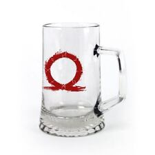 God of War Bierkrug Serpent Logo NEU & OVP