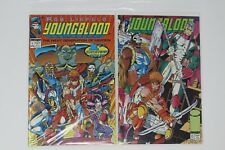 Youngblood Issue #0 & #1 1992-1993 Comics