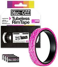 Muc-Off Tubeless Rim Tape 28mm 10m Roll with x4 Seal Patches