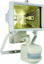 1 Light Plastic Outdoor Security & Floodlights with Timer