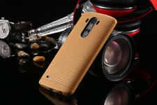 Light Brown back cover SILICONE CASE For LG G3