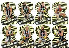 2020 Select Footy Stars Prestige Zebra Die Cut COLLINGWOOD Team Set