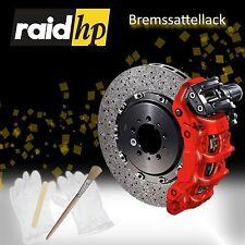 raid hp Bremssattel Lack 350001 Rot glänzend 6 - teilig